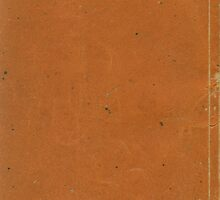 Vintage brown mottled paper by Colorello