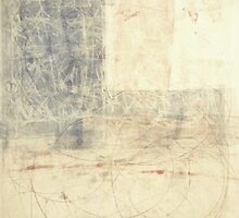 Monoprint 4 by Susan Grissom