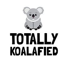 Totally Koalafied Photographic Print