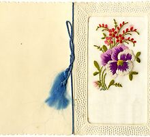 Beautiful Vintage Greeting Card by Colorello
