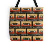 Awesome transparent mix cassette tape volume 1 Tote Bag