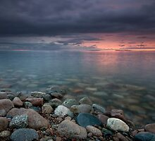 Sunrise St Ann's Bay Cape Breton by EvaMcDermott