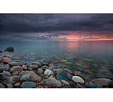 Sunrise St Ann's Bay Cape Breton Photographic Print