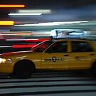 new york taxi by mtths