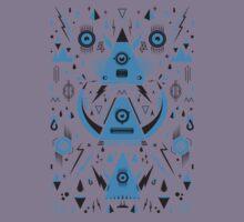 Triangle Alien Transformer Attack  Kids Clothes