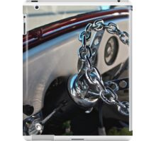 Chain Driven iPad Case/Skin
