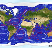 Ocean Currents by Carol and Mike Werner