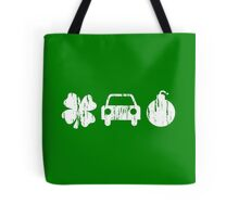 Irish Car Bomb Tote Bag
