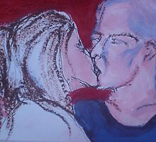 Kiss from a Rose by Anthea  Slade