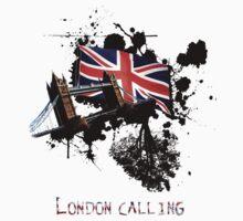 London Calling by iamakshay