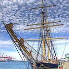 The Port of Fremantle WA - HDR by Colin  Williams Photography