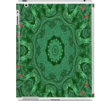 Green Spire iPad Case/Skin