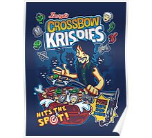 Crossbow Krispies Poster