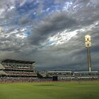 WACA Perth WA HDR - England Vs India ODI International  by Colin  Williams Photography