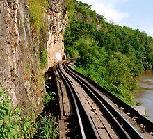 Death Railway by Emma Fitzgerald