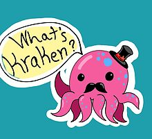 What's Kraken Octopus by narwhalwall