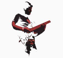 Guitar by Peter O'Kane