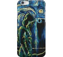 Arrow/ The Starry Night - Vincent Van Gogh iPhone Case/Skin