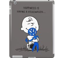 Happiness is ... iPad Case/Skin