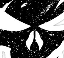 Faded Punisher Sticker