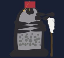 dalek fez and mop T-Shirt