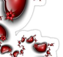 T-heartY Sticker