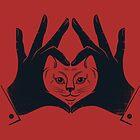 I love Cats  by badbasilisk