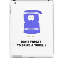 Towelie iPad Case/Skin