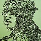 Snake Lady by Anastasia Zabrodina