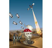 I've got Dalek's on my mind Photographic Print