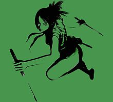 Ayame Green by rhodry