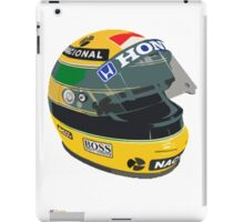 Ayrton Senna iPad Case/Skin