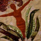 Wabi Sabi Woman by quiltgranny