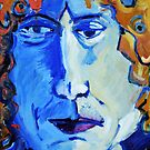 Brett Whiteley by Lorna Gerard