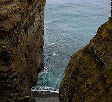 Promontory Passage by Daphne Johnson