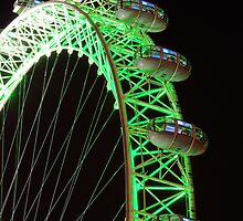 London Eye by duroo