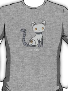 Angrybot: Prompt Cat T-Shirt