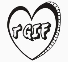 TGIF Heart by PatiDesigns