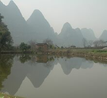 Yangshuo, China by Peter Gostelow