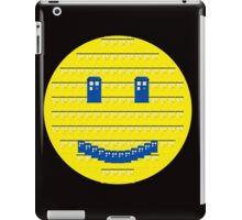 Have a TARDIS Day :) iPad Case/Skin