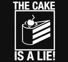 The Cake is a Lie Portal by tumtalat