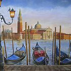 San Giorgio Maggiore, Venice by dashinvaine