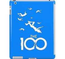 The 100 - White iPad Case/Skin