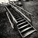 Canadian Stairs by Dave Hare