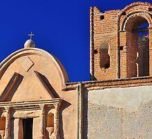 San Jose de Tumacacori by Jerome Berner