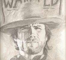 Clint Eastwood by artmgm