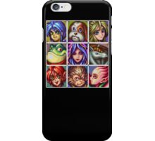 Breath of fire  iPhone Case/Skin