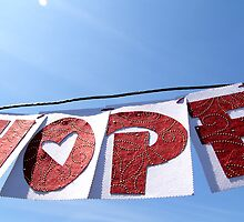 Hope hanging on the line... by purelydecorative