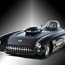 1957 Corvette 'Competition Style' by DaveKoontz
