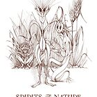 SPIRITS OF NATURE:  The Grasses by Kathleen Dupree